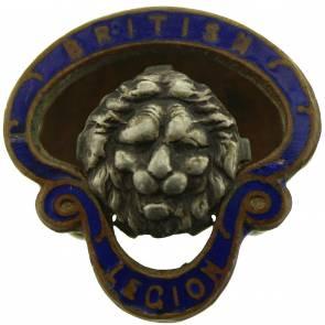 view British Legion Badges products