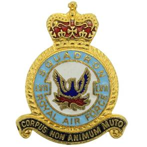 view RAF Squadron Badges products
