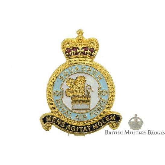 101 Squadron Royal Air Force Lapel Badge RAF