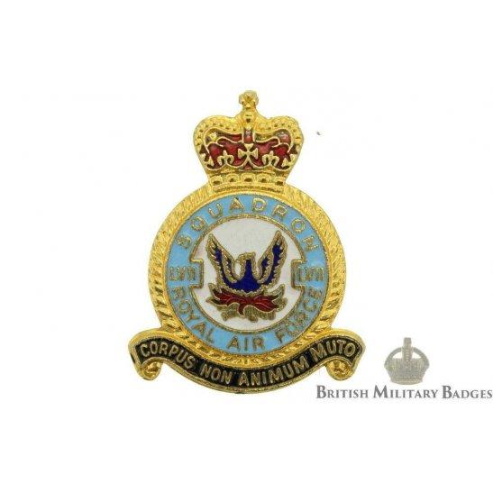 57 (LVII) Squadron Royal Air Force Lapel Badge RAF