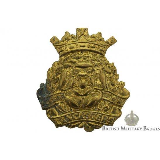 Duke of Lancasters Own Yeomanry Regiment (Lancaster's) Cap Badge