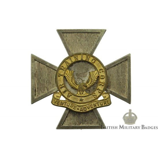 Air Training Corps ATC Chaplains Department Cap Badge
