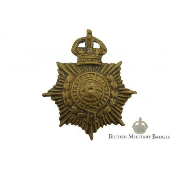 Army Service Corps ASC Collar Badge