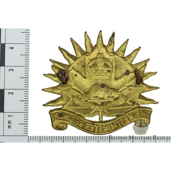 additional image for WW2 Canadian Westminster Regiment CEF Cap Badge