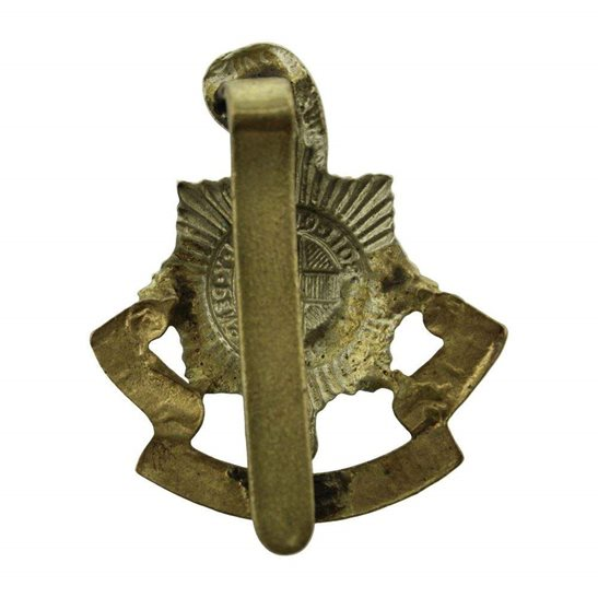 additional image for WW2 Royal Sussex Regiment Cap Badge