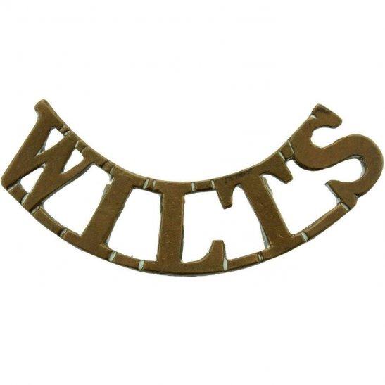 Wiltshire Regiment Wiltshire Regiment Shoulder Title