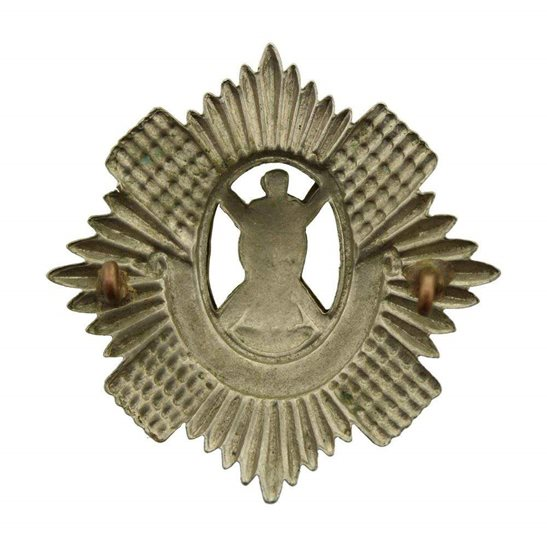 additional image for WW2 Royal Scots Regiment Scottish Cap Badge