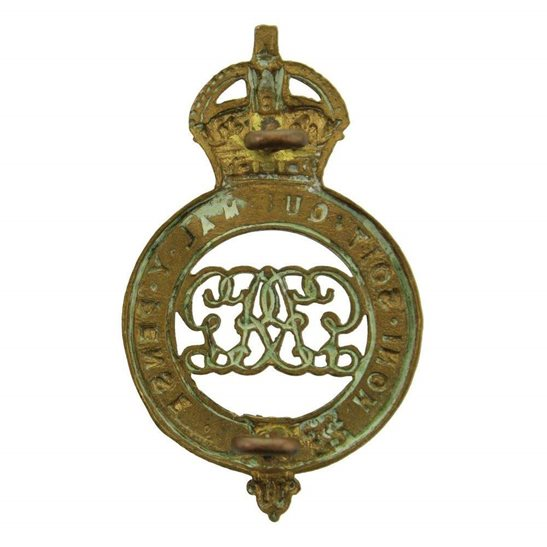 additional image for Grenadier Guards Regiment Shoulder Title PART