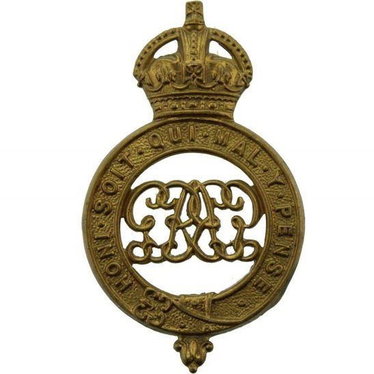 Grenadier Guards Grenadier Guards Regiment Shoulder Title PART