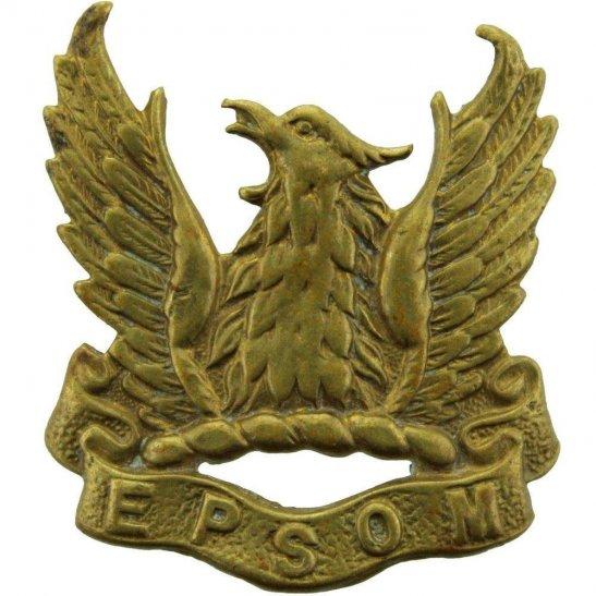 Officer Training Corps OTC Epsom College Officers Training Corps OTC Cap Badge