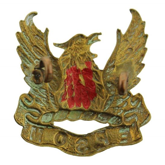 additional image for Epsom College Officers Training Corps OTC Cap Badge