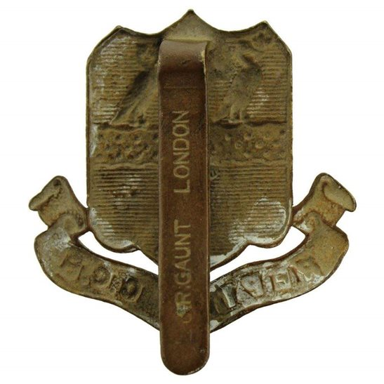 additional image for Repton College CCF Officers Training Corps OTC Cap Badge