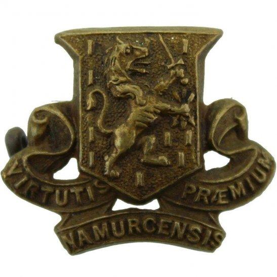 Royal Irish Regiment Royal Irish Regiment Collar Badge