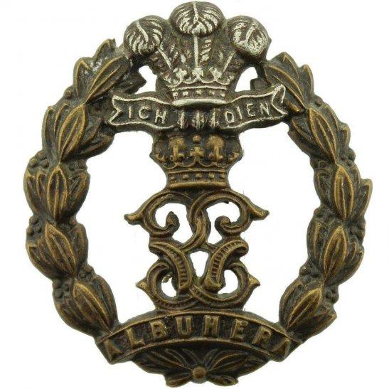 Middlesex Regiment Middlesex Regiment Collar Badge