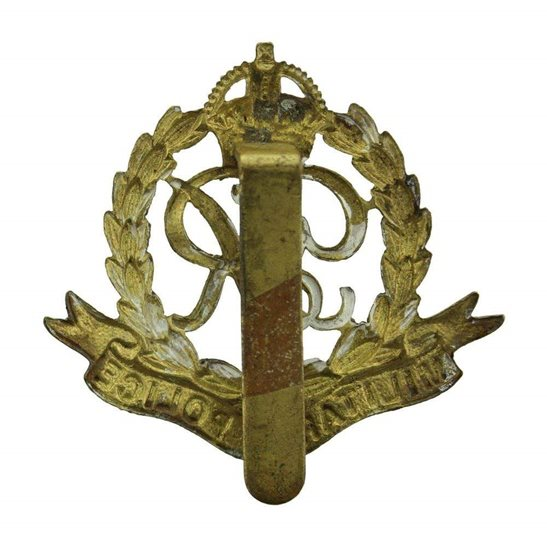 additional image for WW2 Royal Military Police Corps RMP Cap Badge (George VI)