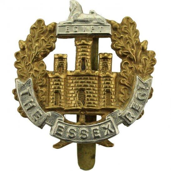 Essex Regiment WW2 Essex Regiment Cap Badge