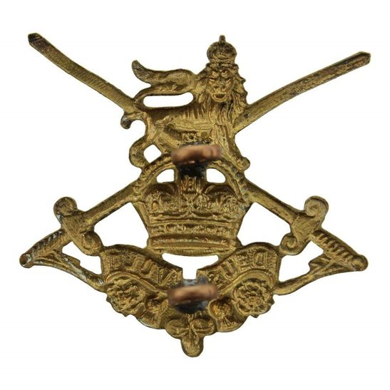 additional image for WW1 Infantry Training Battalions Corps (British Army) Cap Badge