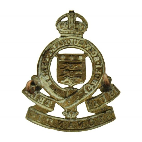 additional image for Royal Army Ordnance Corps RAOC Cap Badge - 1947 Motto Version