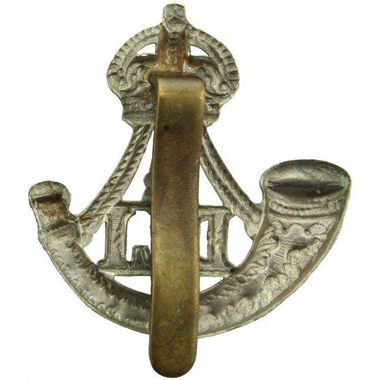 additional image for WW1 Durham Light Infantry DLI Regiment Cap Badge