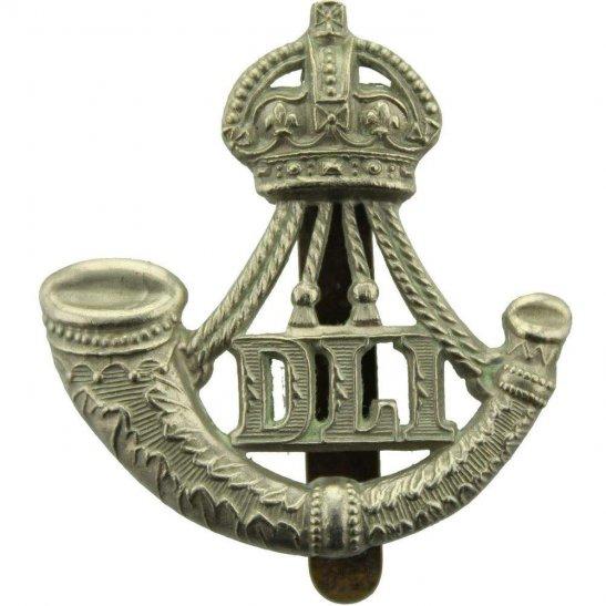 Durham Light Infantry WW1 Durham Light Infantry DLI Regiment Cap Badge