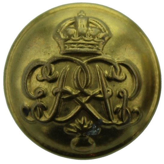 Grenadier Guards WW1 Grenadier Guards Regiment SMALL Tunic Button - 19mm