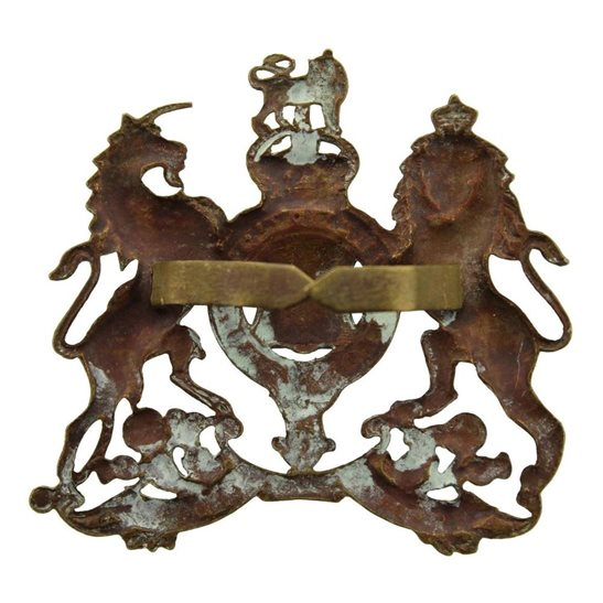 additional image for General Service Corps (Regiment) OFFICERS Cap Badge