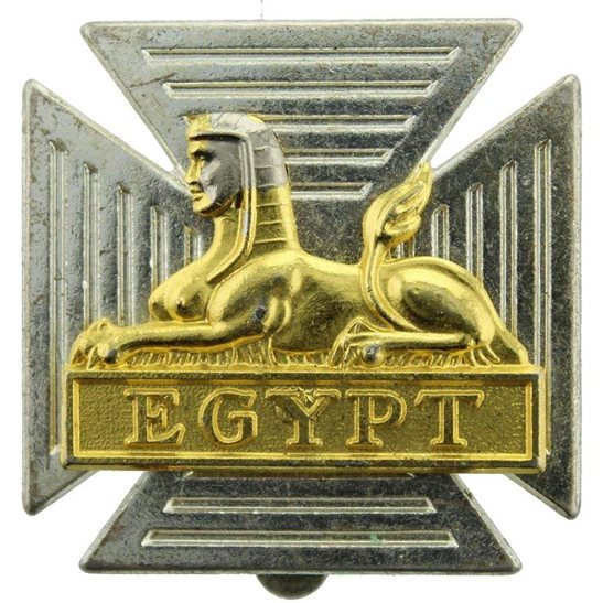 Gloucestershire Regiment Royal Gloucestershire, Berkshire and Wiltshire Regiment Cap Badge