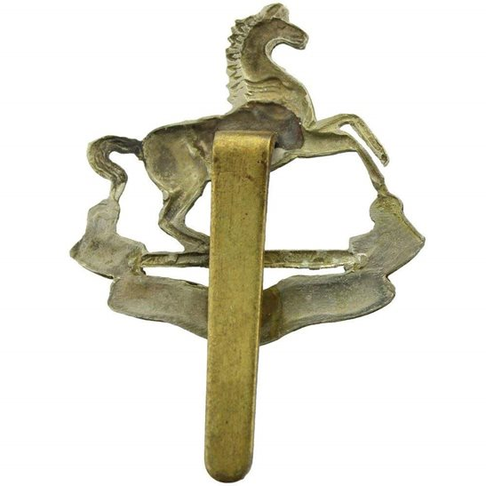 additional image for WW2 Kings Liverpool Regiment (King's) Cap Badge