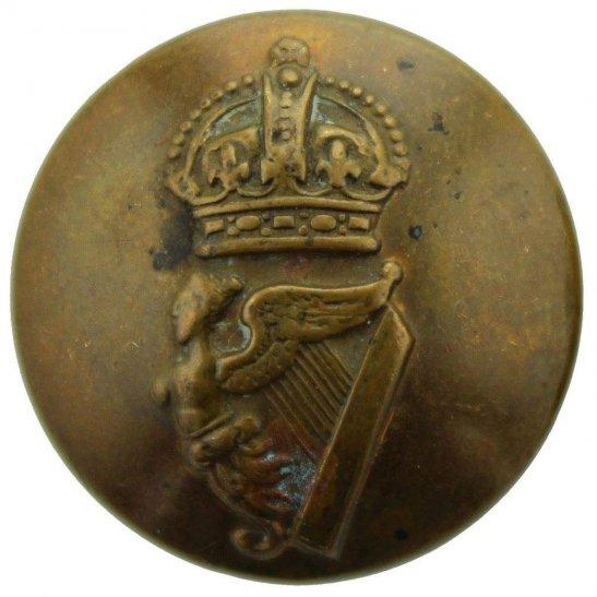 Irish Guards Irish Guards Regiment Tunic Button - 26mm