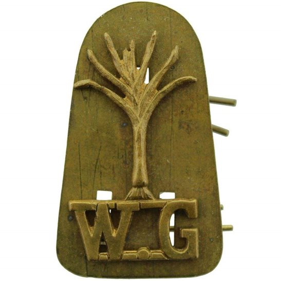 Welsh Guards Welsh Guards Regiment SMALL VERSION (3.5cm) Shoulder Title