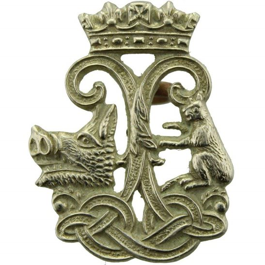 Argyll and Sutherland Highlanders Argyll and Sutherland Highlanders Regiment Scottish SPORRAN Badge