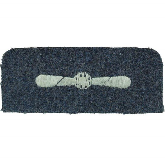 Royal Air Force RAF WW2 Royal Air Force RAF Leading Aircraftman LAC Cloth Insignia Rank Badge