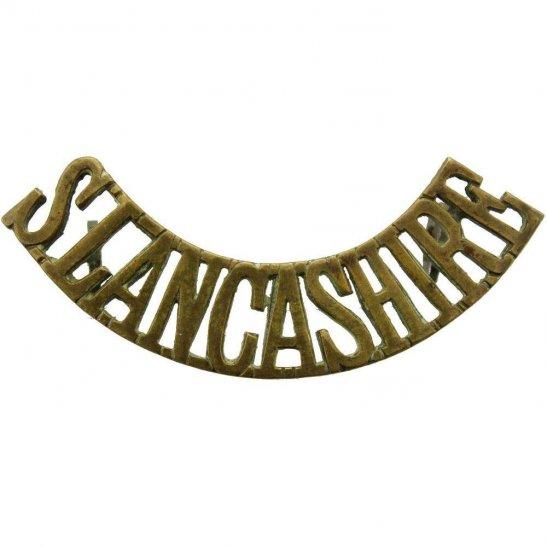 South Lancashire South Lancashire Regiment Shoulder Title