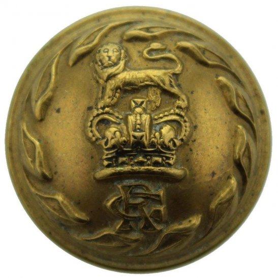 Gloucestershire Regiment VICTORIAN Gloucestershire Regiment Gloucester Tunic Button - 25mm