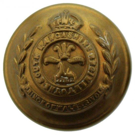 South Lancashire WW1 South Lancashire Regiment Tunic Button - 26mm