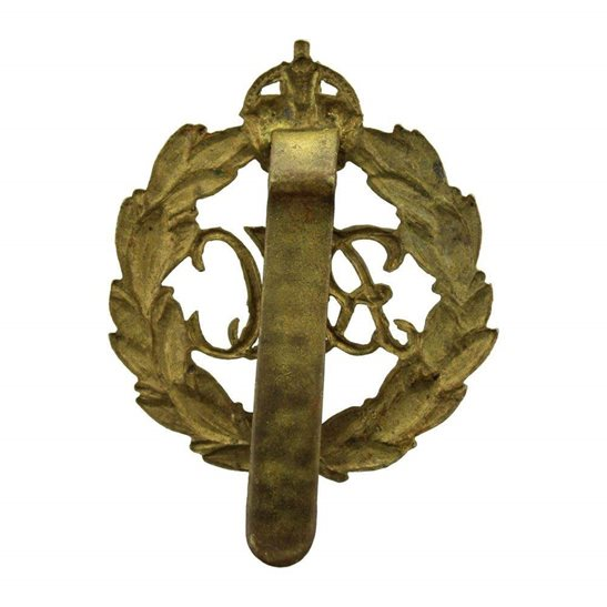 additional image for WW2 Royal Armoured Corps RAC Cap Badge - FIRST PATTERN
