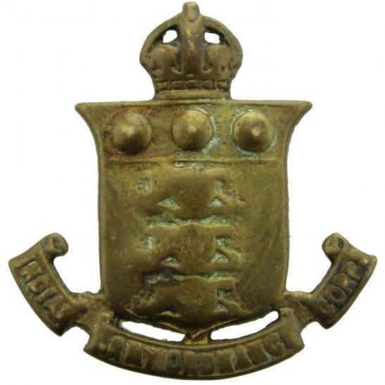 British Indian Army WW2 Indian Army Ordnance Corps IAOC India Collar Badge