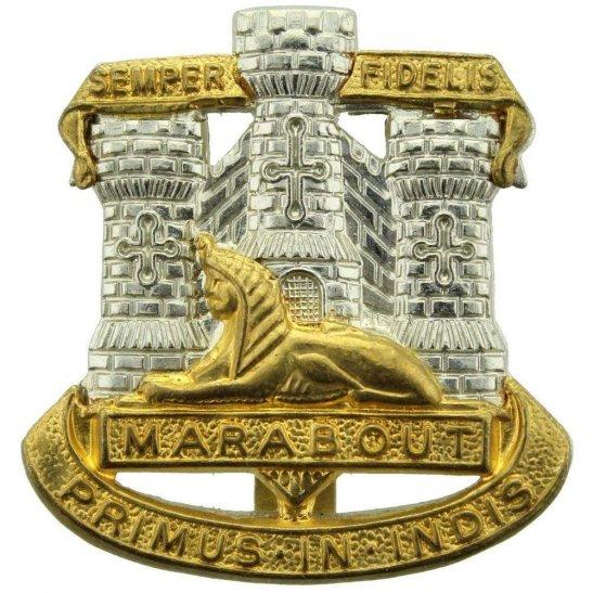 Devonshire and Dorset Regiment Cap Badge