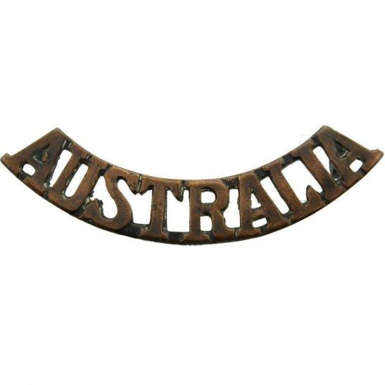 WW1 Australian Army Australian Division / Australia Corps Shoulder Title
