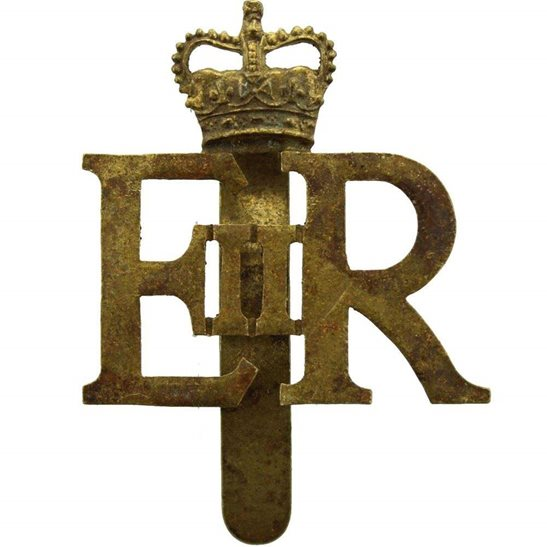 Norfolk Yeomanry Norfolk Yeomanry (Kings Own Royal Regiment) Cap Badge - Queens Crown
