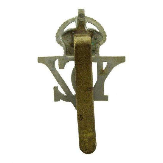 additional image for WW2 5th Royal Inniskilling Dragoon Guards Regiment Irish Cap Badge