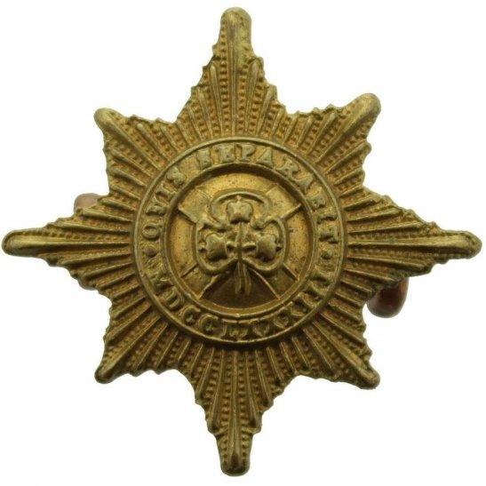 Irish Guards Irish Guards Regiment Collar Badge