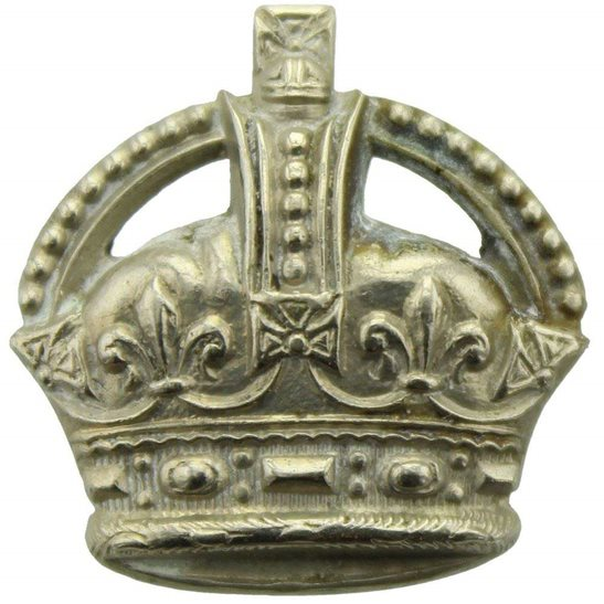 Royal North Devonshire Hussars Royal North Devonshire Hussars Regiment Collar Badge