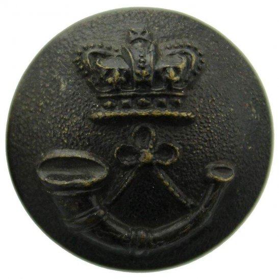 Durham Light Infantry DLI Victorian Durham Light Infantry DLI Regiment Tunic Button QVC - 24mm