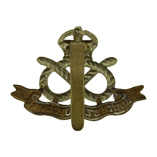 additional image for South Staffordshire Regiment Cap Badge