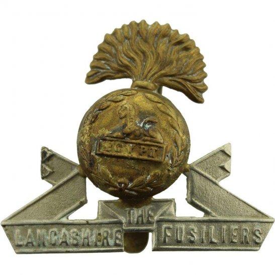 Lancashire Fusiliers Lancashire Fusiliers Regiment Cap Badge