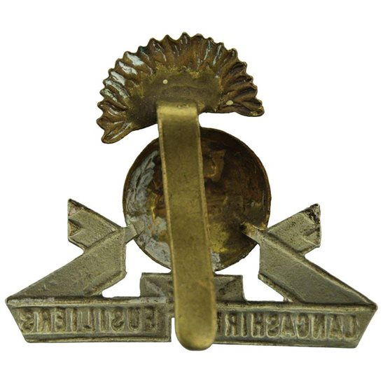 additional image for Lancashire Fusiliers Regiment Cap Badge