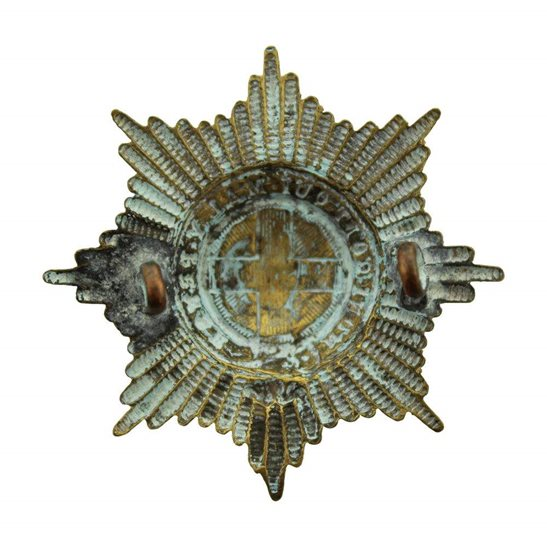 additional image for WW2 Coldstream Guards Regiment Cap Badge