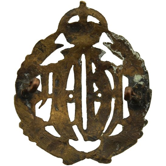 additional image for WW2 Royal Australian Air Force RAAF Australia Cap Badge