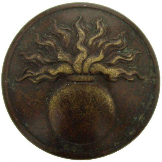 WW1 French Army WW1 French Army Grenadiers Regiment Tunic Button - 23mm